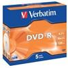 Obrázek DVD / R Verbatim - DVD - R