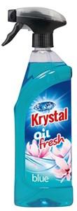 Obrázek Krystal olejový osvěžovač - modrá 750 ml