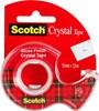 Obrázek Lepicí páska Scotch Crystal s odvíječem - 19 mm x 7,5 m