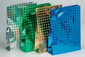 Obrázek Tašky dárkové - exkluzivní - velké / 26,4 cm x 32,7 cm