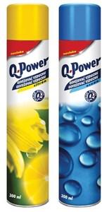 Obrázek Osvěžovače spray Q-Power - citron
