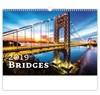 Obrázek Kalendáře nástěnné - Bridges - Mosty / N129