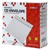 Obrázek Obálky na CD / DVD - bílé bez okénka / 100 ks