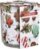 Obrázek Bispol vánoční vonná svíčka ve skle - Christmas Festive Time