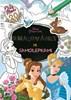 Obrázek JIRI MODELS omalovánky se samolepkami A4 - Disney Princezny